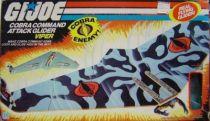 G.I.JOE - 1983 - Cobra Command Attack Glider Viper