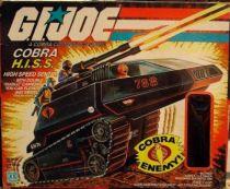 G.I.JOE - 1983 - Cobra H.I.S.S.