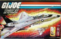 G.I.JOE - 1983 - Combat Jet Skystriker XP-14F