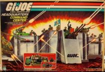 G.I.JOE - 1983 - Headquarters Command Center