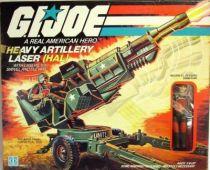 G.I.JOE - 1983 - Heavy Artillery Laser H.A.L.