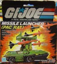 G.I.JOE - 1983 - Missile Launcher PAC/RAT