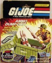 G.I.JOE - 1984 - Ammo Dump