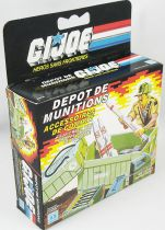 G.I.JOE - 1984 - Ammo Dump Unit