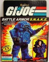 G.I.JOE - 1984 - Battle Armor S.N.A.K.E.