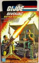 G.I.JOE - 1984 - Bivouac Battle Station