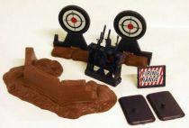 G.I.JOE - 1984 - Cobra Rifle Range (loose)
