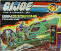 G.I.JOE - 1984 - Cobra Water Moccasin