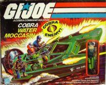 G.I.JOE - 1984 - Cobra Water Moccasin
