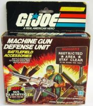 G.I.JOE - 1984 - Machine Gun Defense Unit