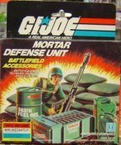 G.I.JOE - 1984 - Mortar Defense Unit