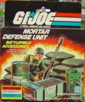 G.I.JOE - 1984 - Mortar Defense Unit