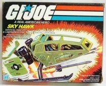 G.I.JOE - 1984 - Sky Hawk