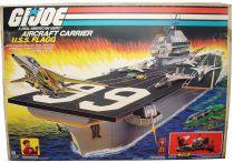 G.I.JOE - 1985 - Aircraft Carrier U.S.S. Flagg