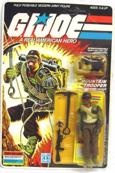 G.I.JOE - 1985 - Alpine