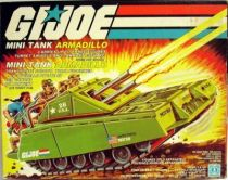 G.I.JOE - 1985 - Armadillo Mini Tank