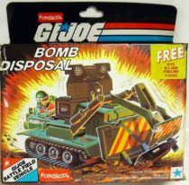 G.I.JOE - 1985 - Bomb Disposal - Funskool version