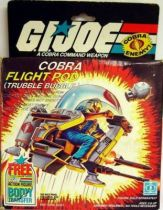 G.I.JOE - 1985 - Cobra Flight Pod
