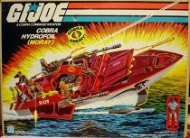 G.I.JOE - 1985 - Cobra Hydrofoil Moray