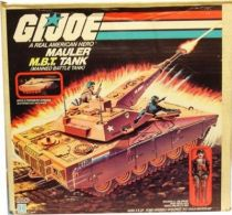 G.I.JOE - 1985 - Mauler M.B.T. Tank