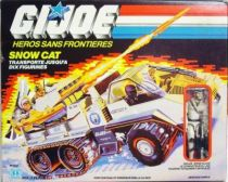 G.I.JOE - 1985 - Snow Cat