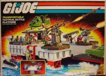 G.I.JOE - 1985 - Transportable Tactical Battle Platform