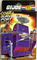 G.I.JOE - 1986 - Cobra Surveillance Port