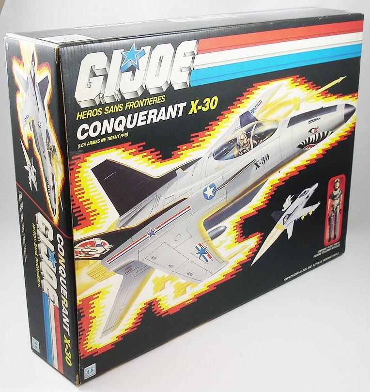 G.I.JOE - 1986 - Conquest X-30