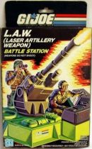 G.I.JOE - 1986 - L.A.W. Laser Artillery Weapon