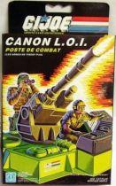 G.I.JOE - 1986 - L.A.W. Laser Artillery Weapon