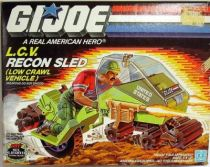 G.I.JOE - 1986 - L.C.V. Recon Sled