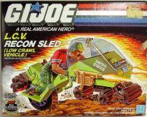 G.I.JOE - 1986 - L.C.V. Recon Sled