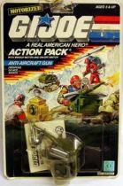 G.I.JOE - 1987 - Action Pack Anti Aircraft Gun
