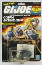 G.I.JOE - 1987 - Action Pack Cobra Pom-Pom Gun