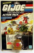 G.I.JOE - 1987 - Action Pack Radar Station