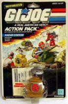 G.I.JOE - 1987 - Action Pack Radar Station