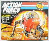 G.I.JOE - 1987 - Cobra P.O.G.O. (Pogo)