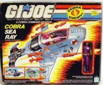 G.I.JOE - 1987 - Cobra Sea Ray