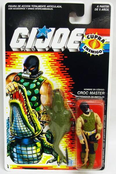 G.I.JOE - 1987 - Croc Master