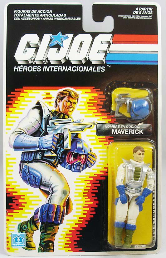 G.I.JOE - 1987 - Maverick