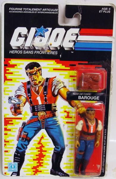 G.I.JOE - 1987 - Red Dog