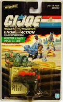 G.I.JOE - 1988 - Action Pack Mortar Launcher