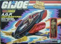 G.I.JOE - 1988 - A.G.P. Anti Gravity Pod