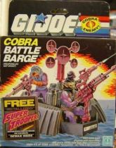 G.I.JOE - 1988 - Cobra Battle Barge