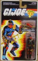 G.I.JOE - 1988 - Iron Grenadier