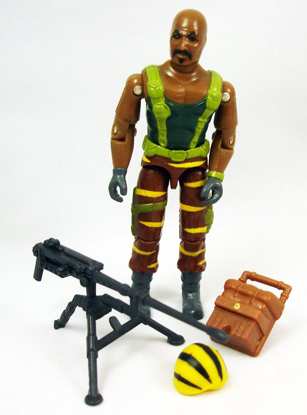 G.I.JOE - 1988 - Roadblock (Tiger Force)