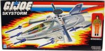 G.I.JOE - 1988 - Skystorm X-Wing Chopper