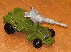 G.I.JOE - 1988 - Vehicle Pack G.I.Joe Tank Car (loose)