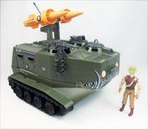 G.I.JOE - 1988 - Warthog A.I.F.V. & Sgt. Slaughter (loose)