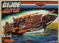 G.I.JOE - 1989 - Night Ray